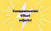 Kumppanuustalo Viikari suljettu 17.3.-13.4.2020